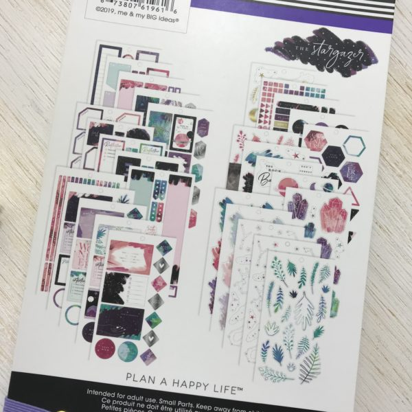 Livro de Adesivos Happy Planner | The Stargazer