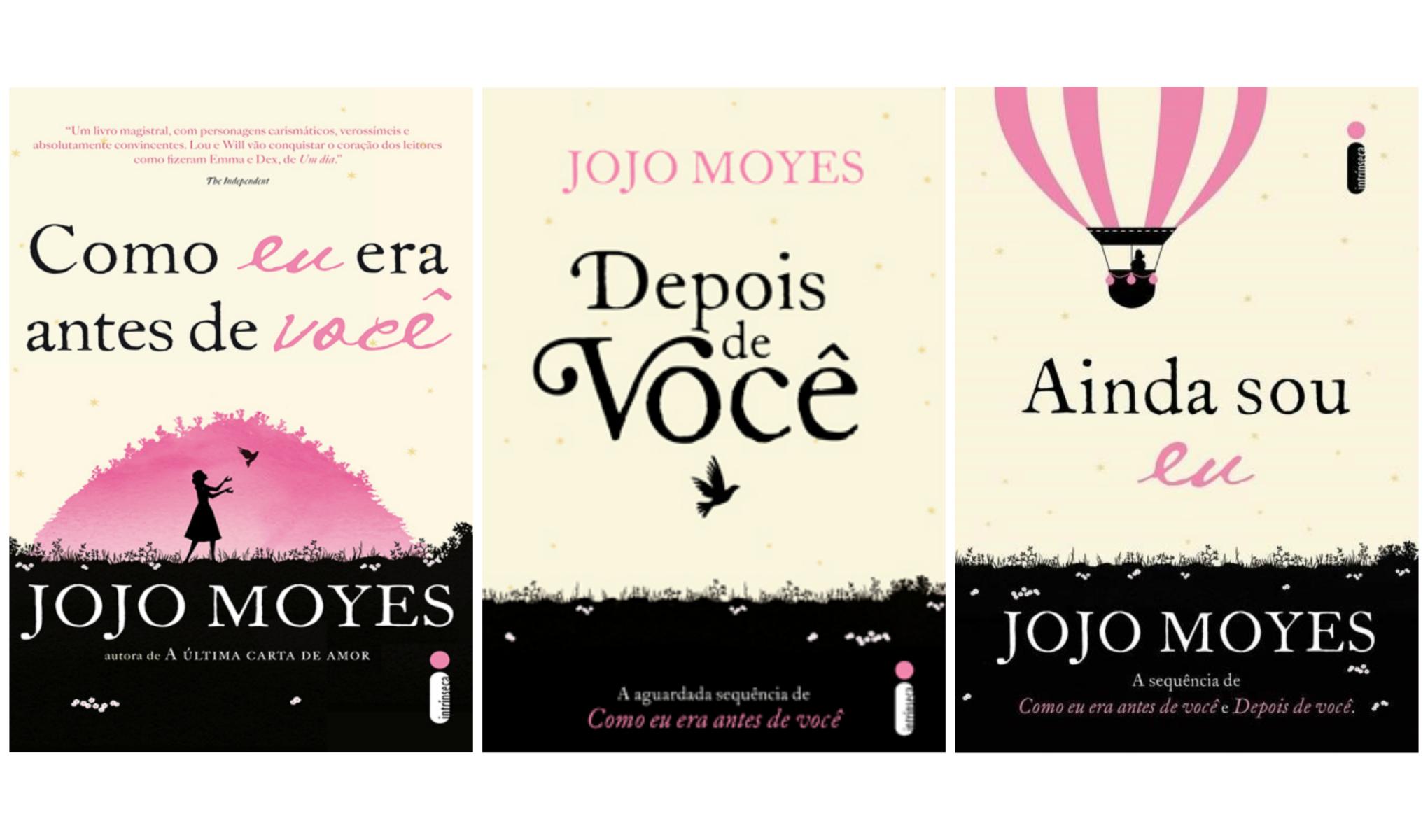 Conjunto da obra | Jojo Moyes